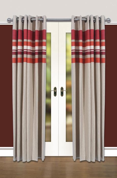 Harvard Eyelet Ready Made Curtains Curtains24 Co Uk