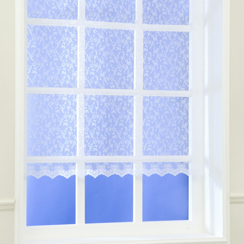 Lace Roller Blinds