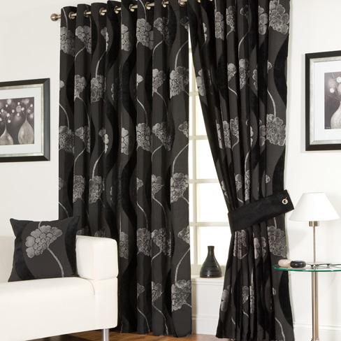Zara Eyelet Curtain
