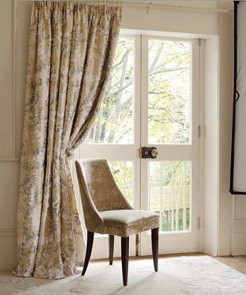 Hawthorn Ready Made Curtains Curtainscouk - Laura ashley silk curtains