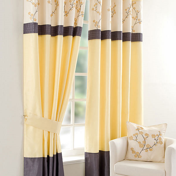 the best 28 images of lemon curtains